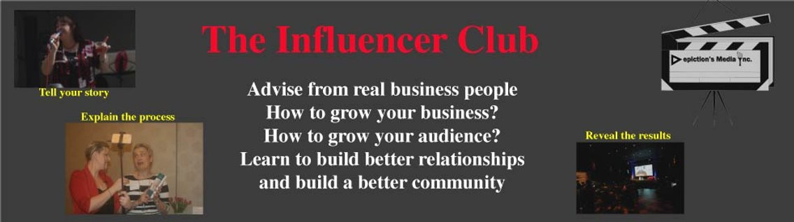 The Influencer Club - Cover Image