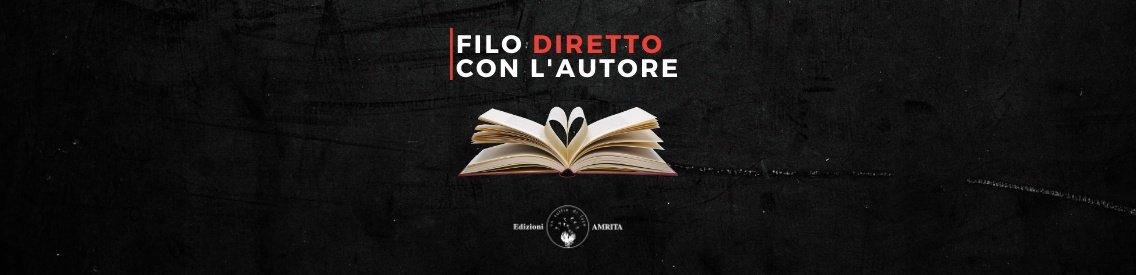 FILO DIRETTO CON L'AUTORE - Amrita incontra gli autori - immagine di copertina