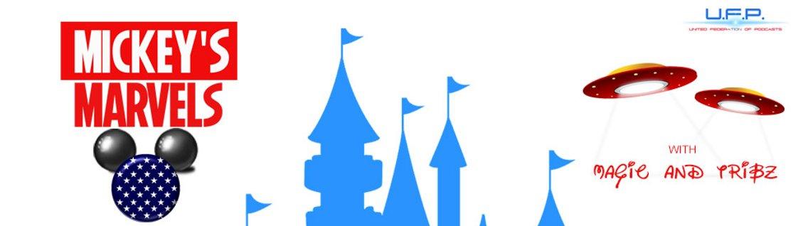 Mickey's Marvels - imagen de portada