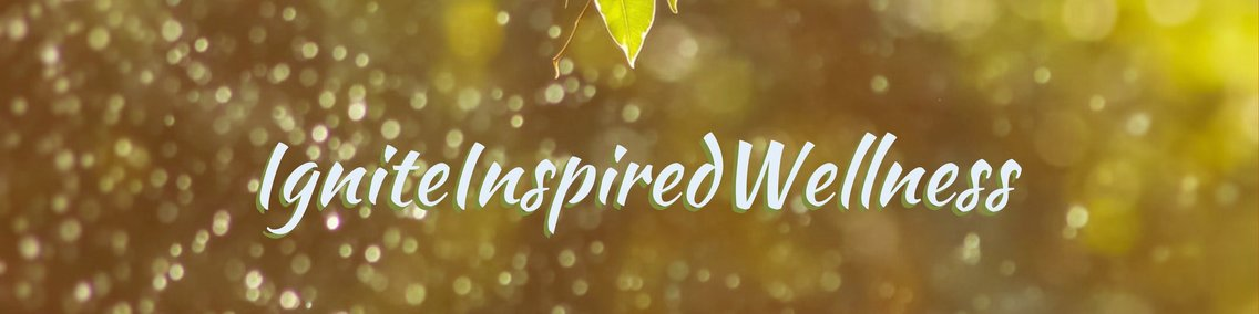 Ignite Inspired Wellness With Kelly - Cover Image