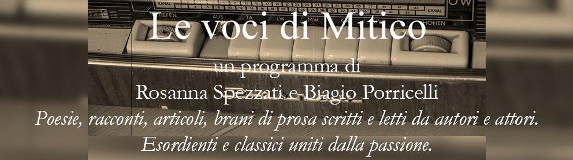 Le voci di Mitico - imagen de portada