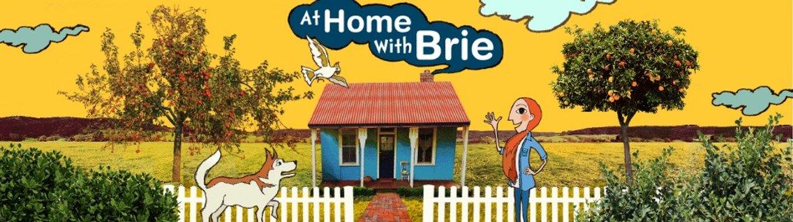 At Home With Brie: Conversations with kids around Australia - immagine di copertina