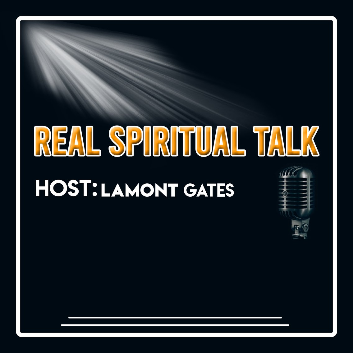 Real Spiritual Talk Radio - Cover Image