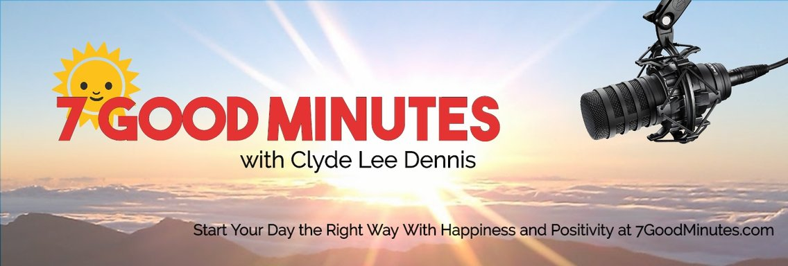 7 Good Minutes Daily Self-Improvement Podcast - Cover Image