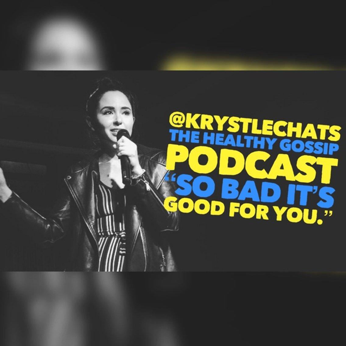 The Healthy Gossip with Krystle Chats - imagen de portada
