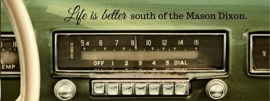 Southern Sisters Radio w/ Ginny Ehrhart - Cover Image