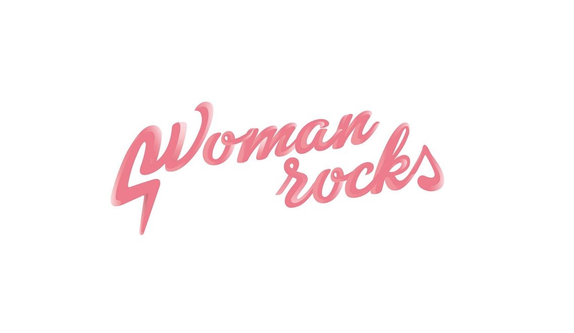 Rockeando con - El podcast de Woman Rocks - Cover Image