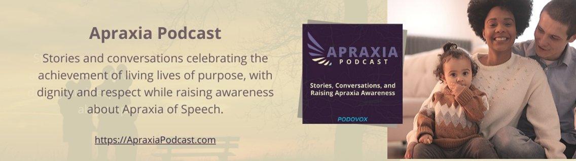 Apraxia Podcast - imagen de portada
