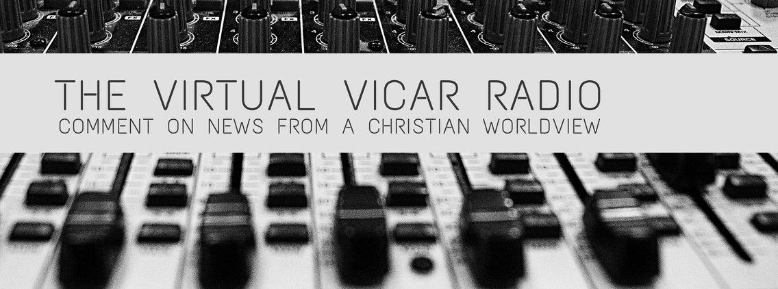 The Virtual Vicar Radio - immagine di copertina