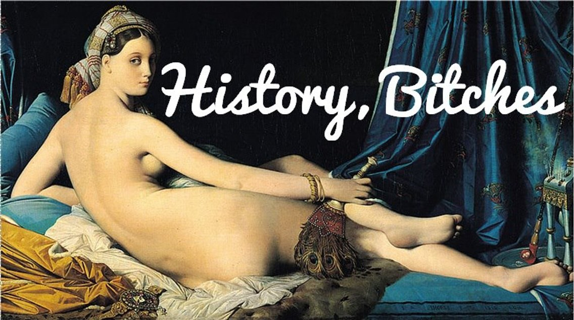 History, Bitches! - Cover Image
