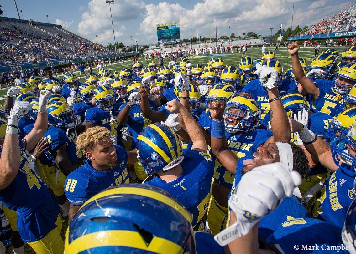 Blue Hens Football - Game Recaps - imagen de portada