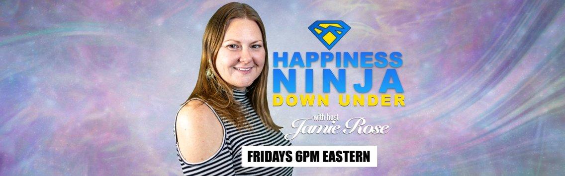 The Happiness Ninja - imagen de portada