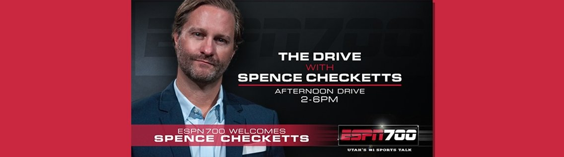 The Drive with Spence Checketts - Cover Image