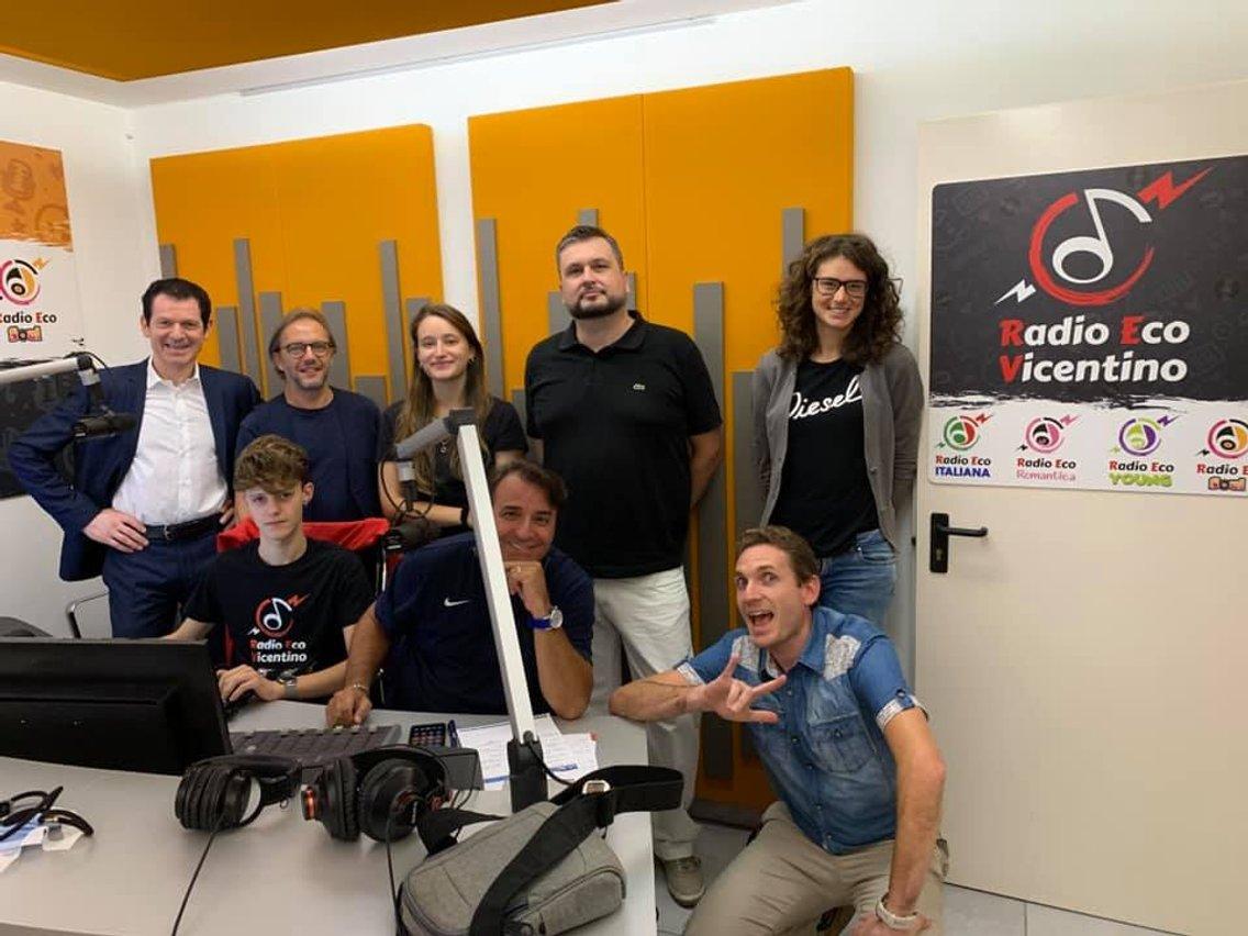 Nasce Radio Eco Vicentino - immagine di copertina