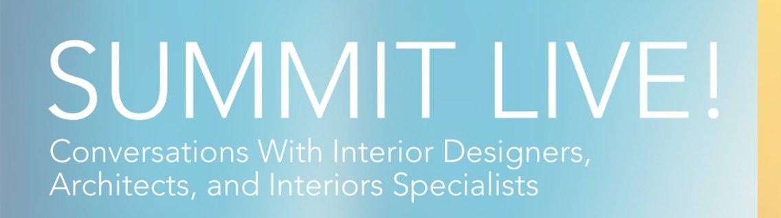 Summit Live! Interior Design Conversations - imagen de portada