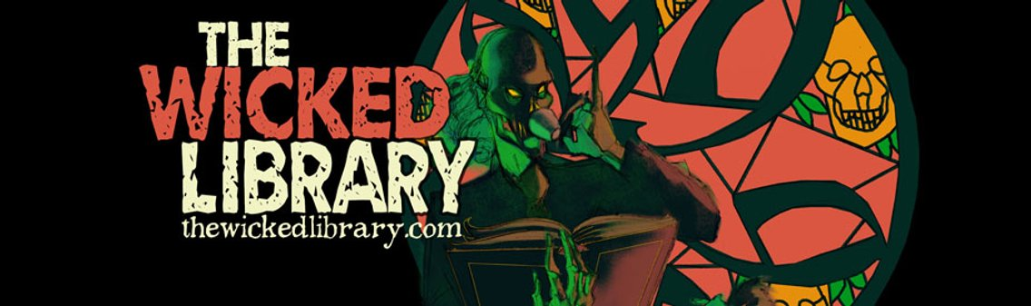 The Wicked Library - Cover Image