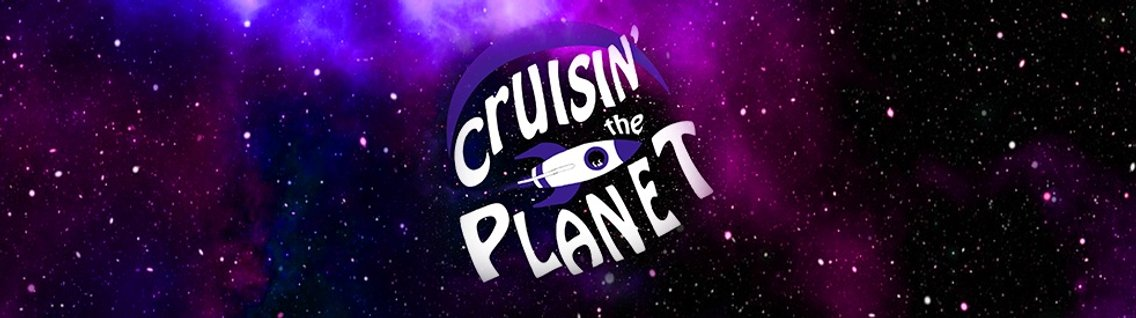 Cruisin' the Planet - Cover Image
