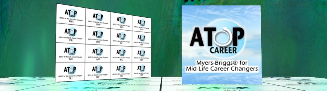 Myers-Briggs® Mid-Life Career Changers - Cover Image