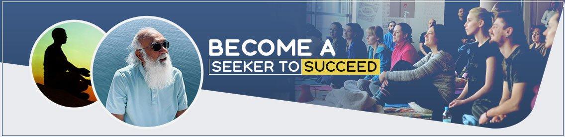00. Become a seeker to succeed - immagine di copertina