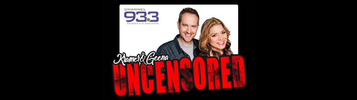 Kramer & Geena Uncensored - immagine di copertina