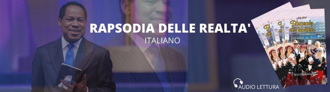 Rapsodia delle Realtà Italiano - Chris Oyakhilome - immagine di copertina