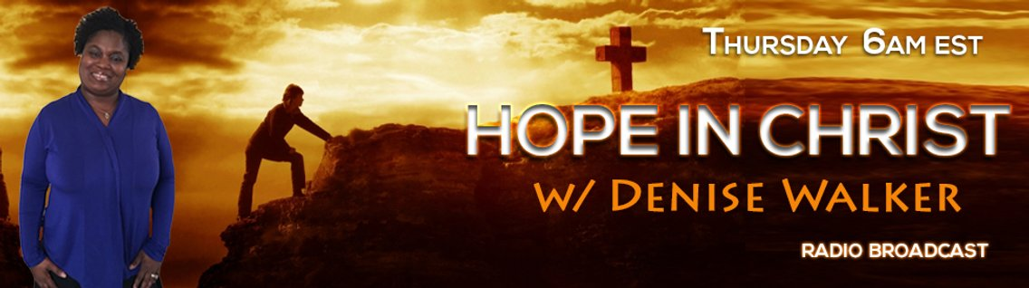 Hope In Christ w/ Denise - Cover Image