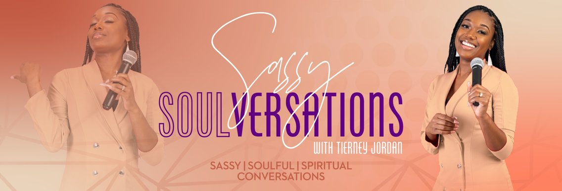 Sassy SoulVersations with Tierney Jordan - Cover Image