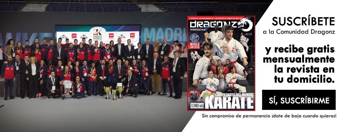 Artes Marciales y Deportes de Combate - Cover Image