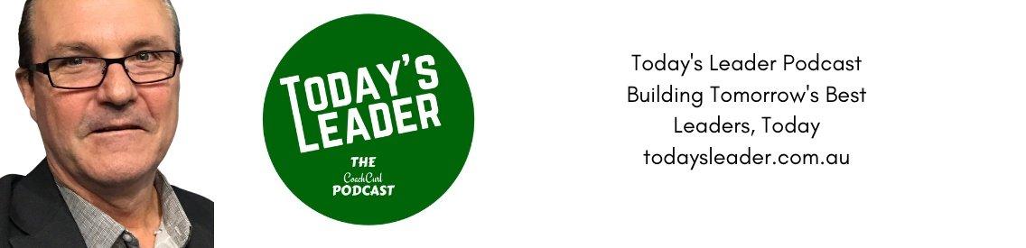 The Today's Leader Podcast - imagen de portada