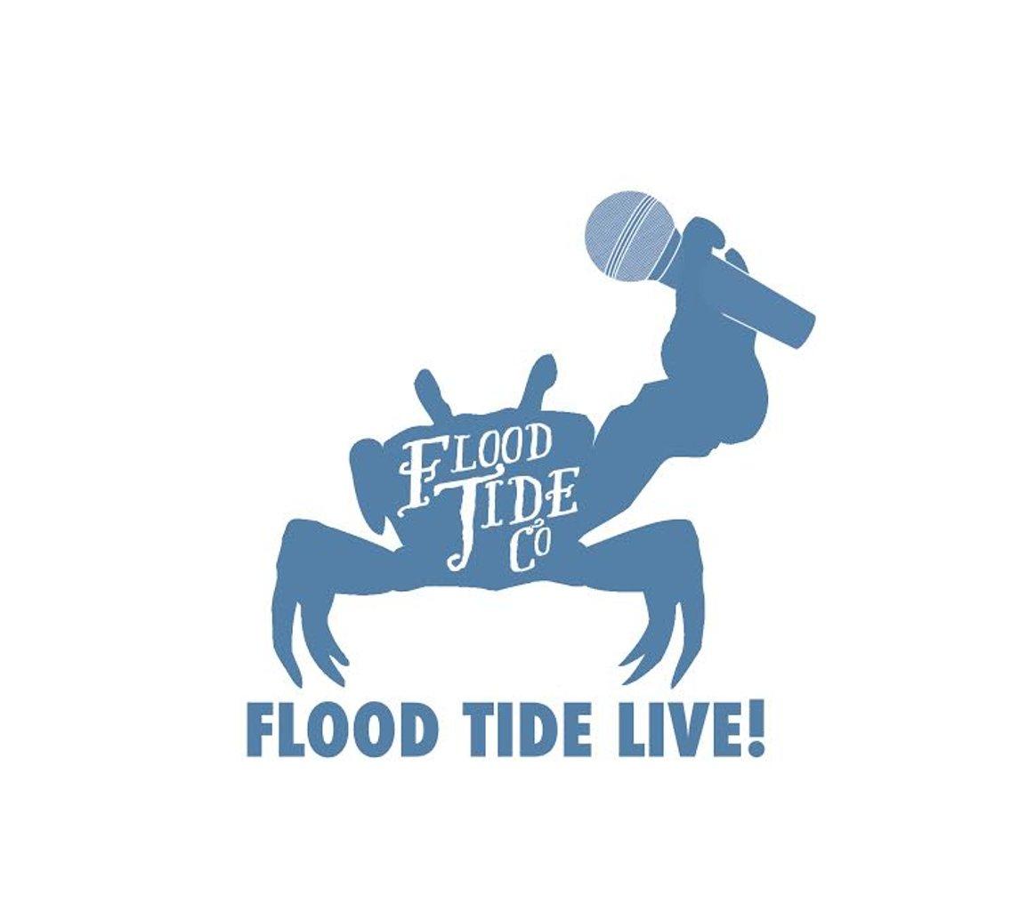 Flood Tide Live - The Morning Tide - imagen de portada