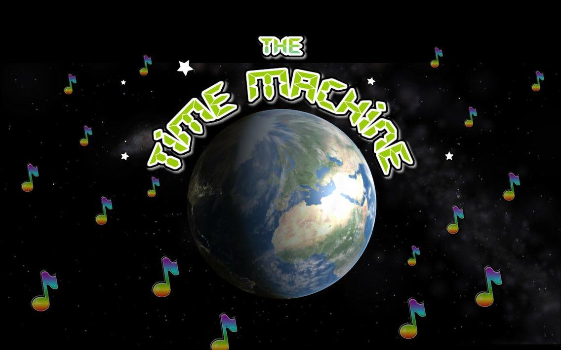 The Time Machine - imagen de portada