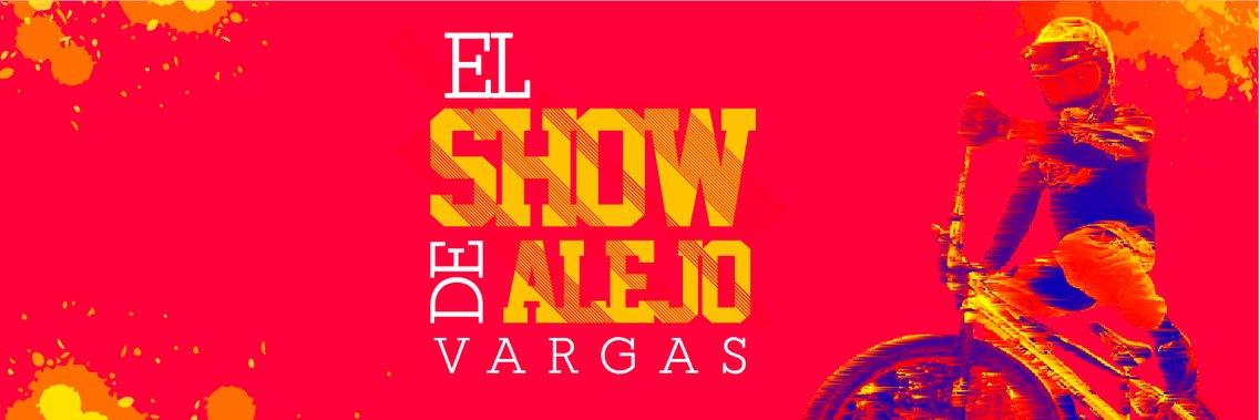 El Show de  Alejo Vargas BMX podcast - Cover Image