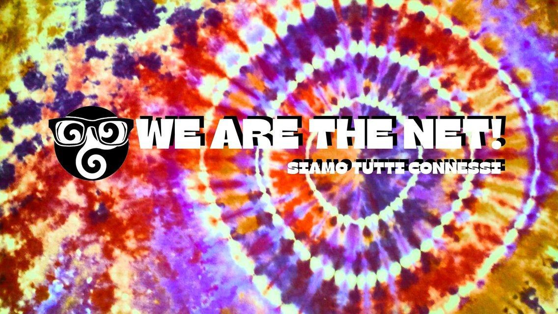 We are the Net! - immagine di copertina