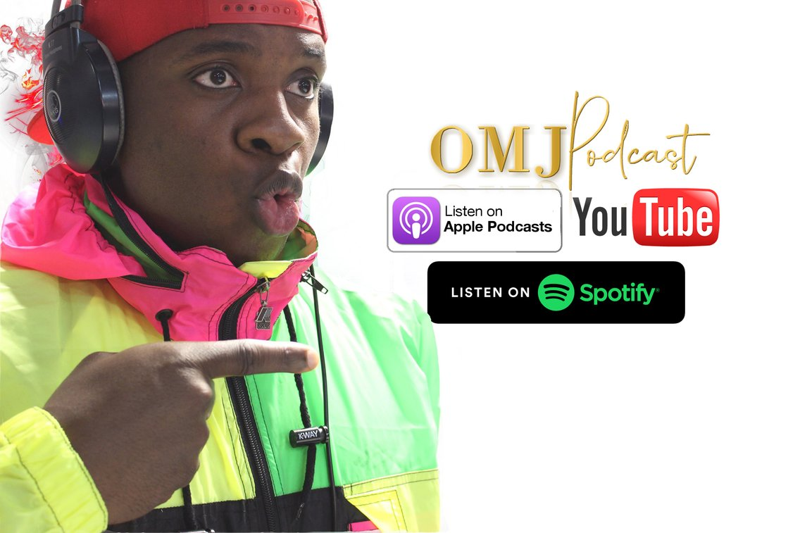 OMJ Podcast - Cover Image