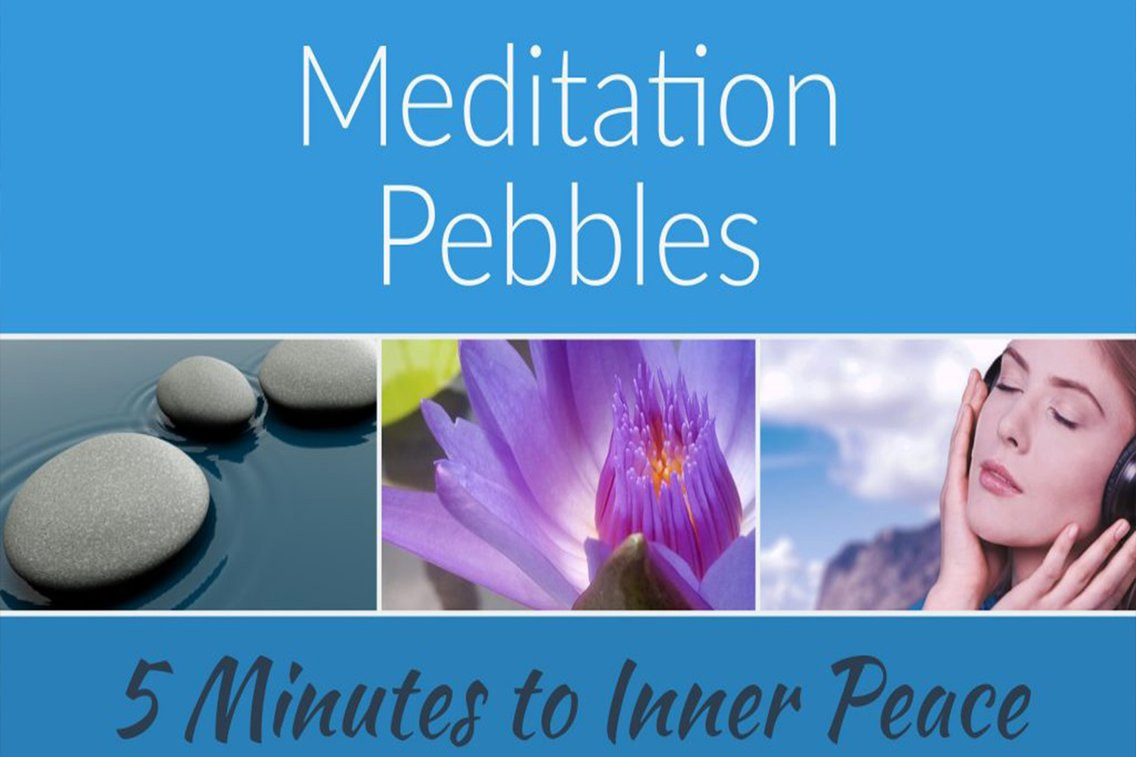 Meditation Pebbles - Cover Image