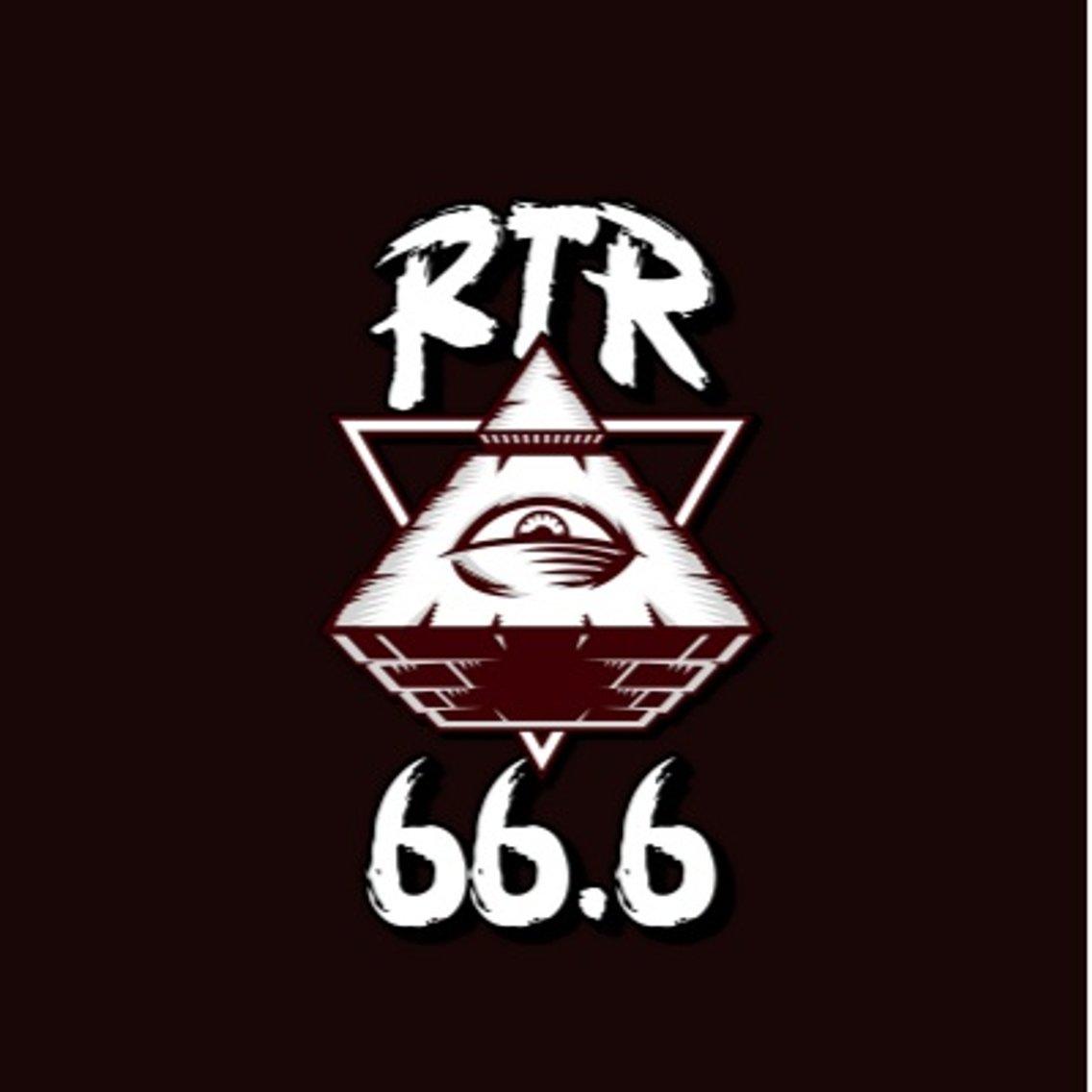 RTR - 66.6 - Tracks - immagine di copertina