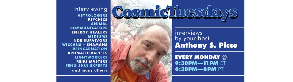 Cosmic Tuesdays - Cover Image