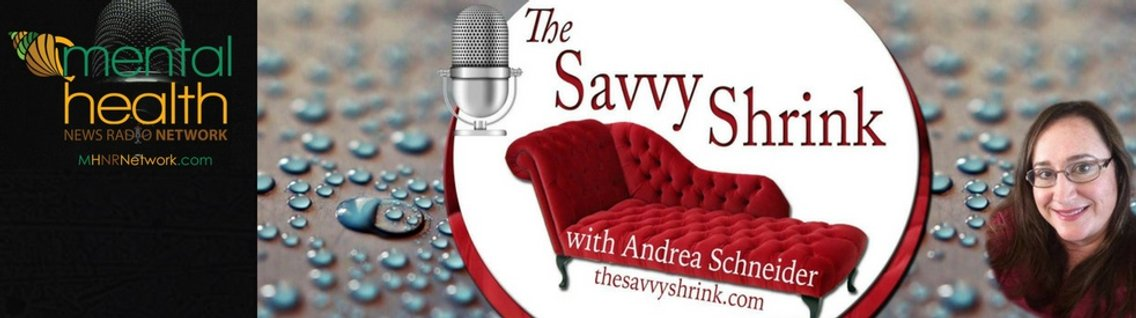 The Savvy Shrink - Cover Image