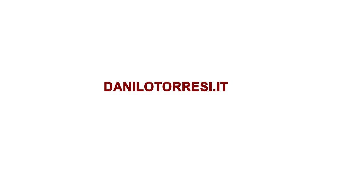 Danilo Torresi Studio - Cover Image