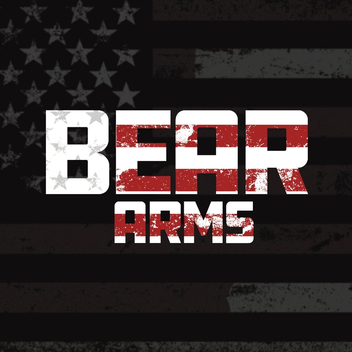 Bear Arms Podcast - imagen de portada