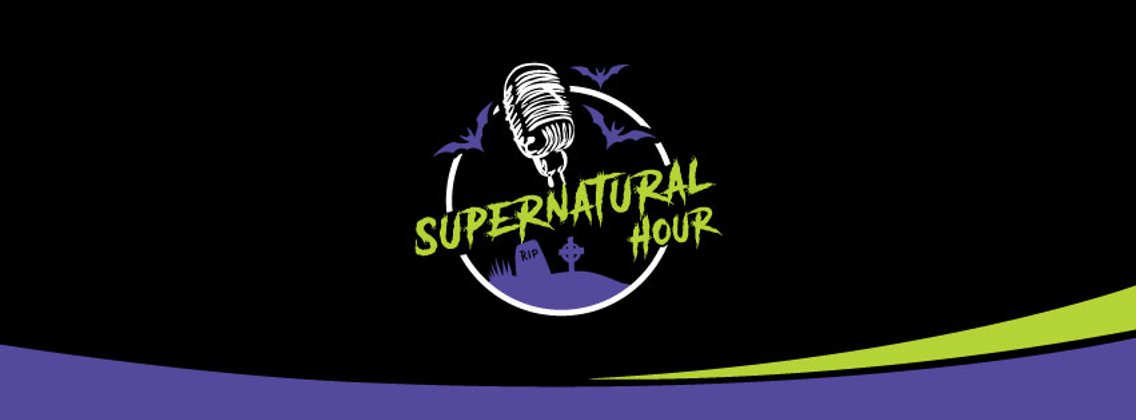 Supernatural Hour - Cover Image