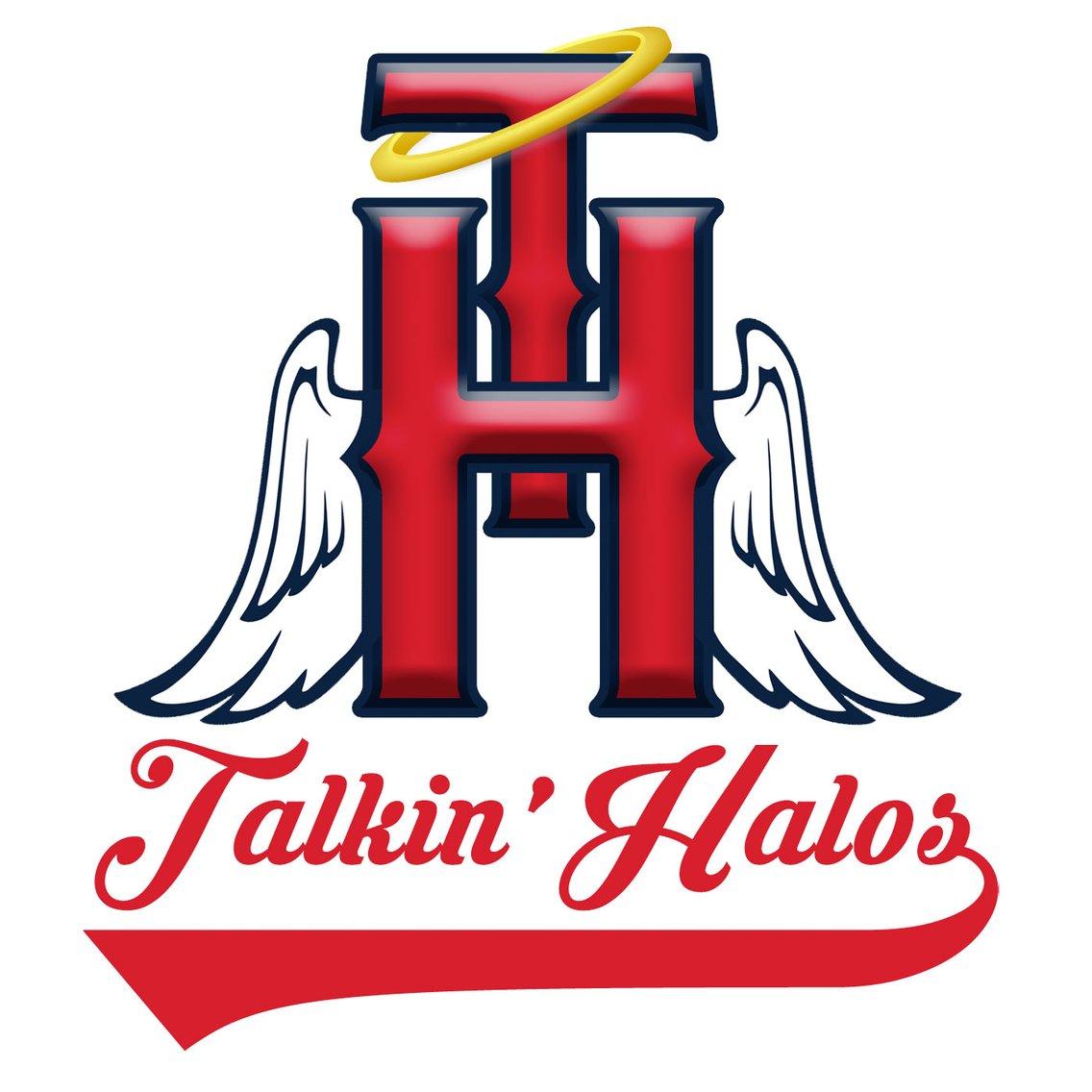 Talkin' Halos - Cover Image