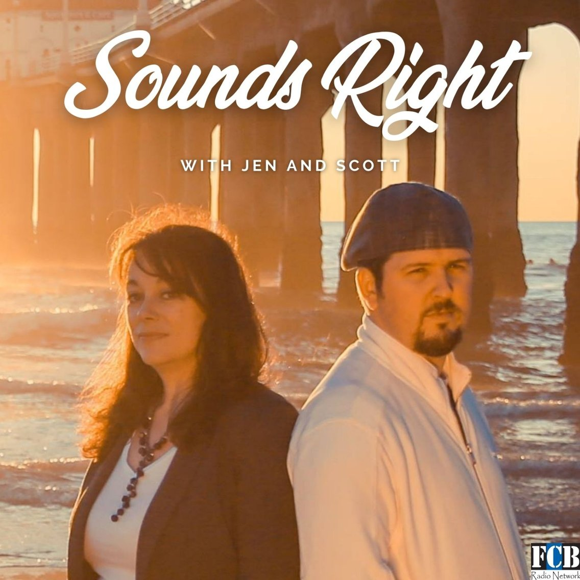 Sounds Right with Jen and Scott - Cover Image