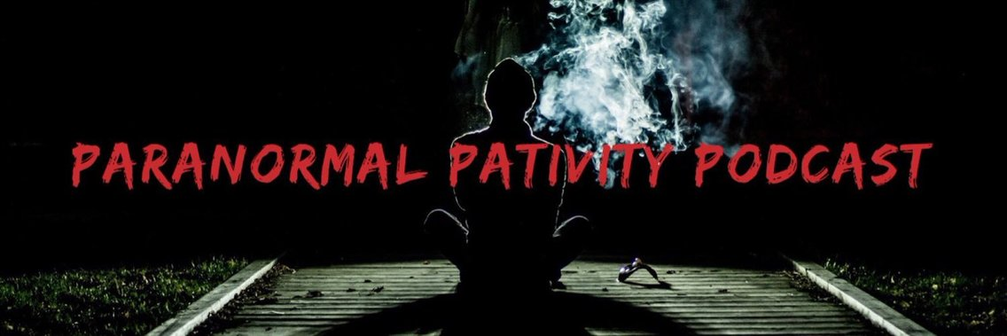 PARANORMAL PATIVITY PODCAST - Cover Image