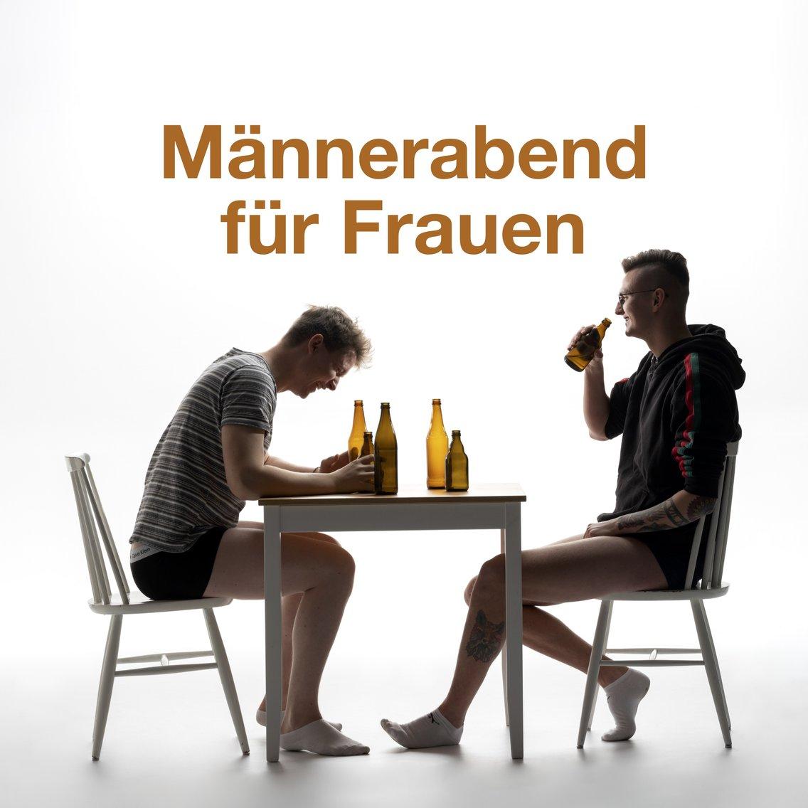 Männerabend für Frauen - Cover Image