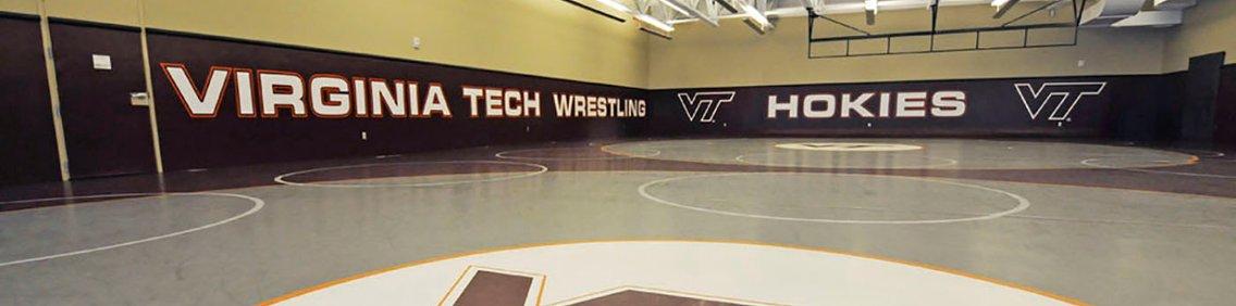 Inside Virginia Tech Wrestling - Cover Image