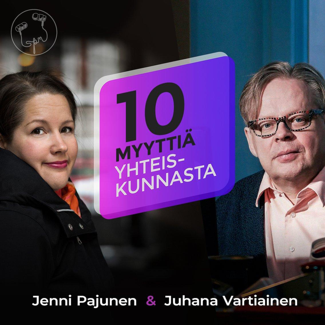 10 myyttiä yhteiskunnasta - Cover Image