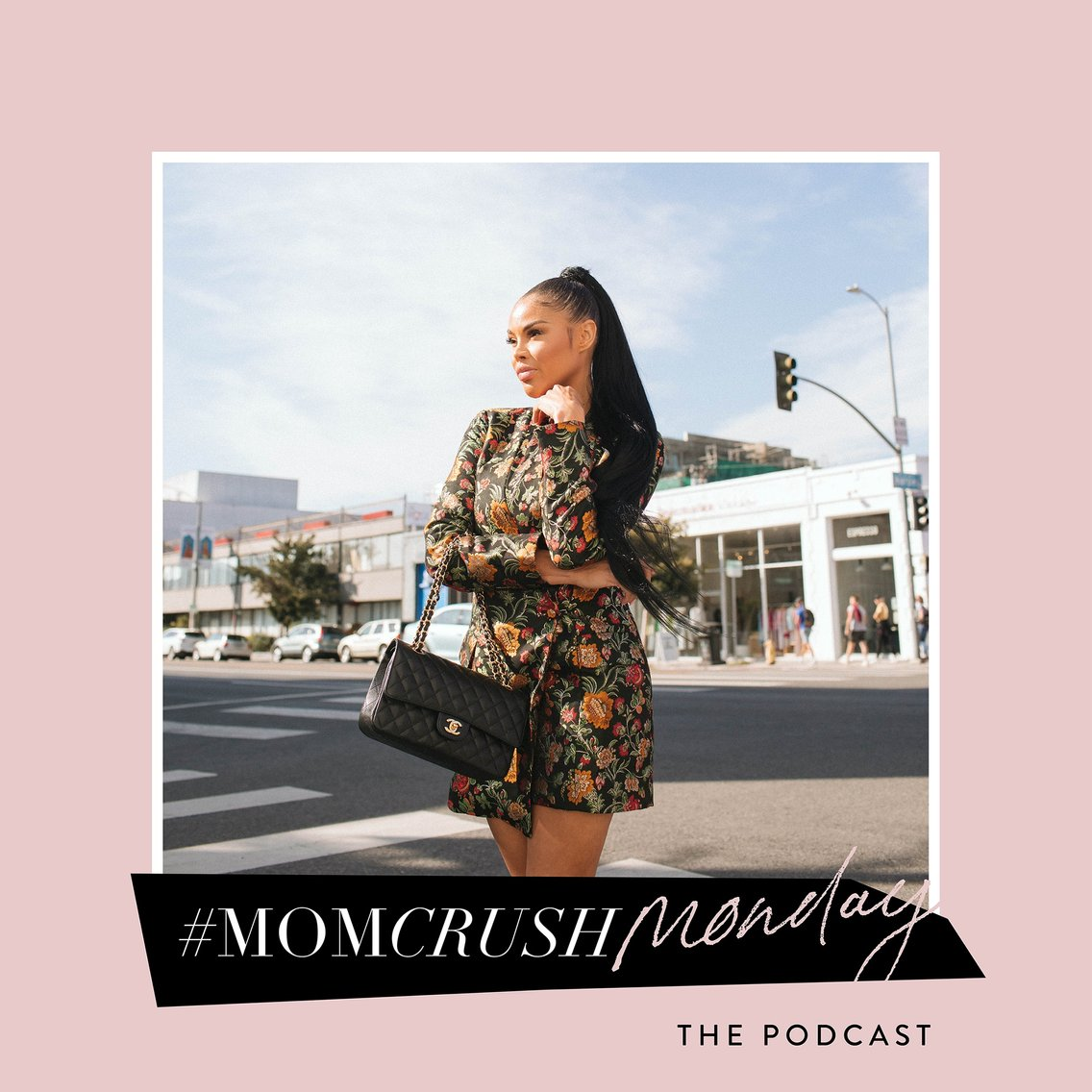 Mom Crush Monday Podcast - Cover Image