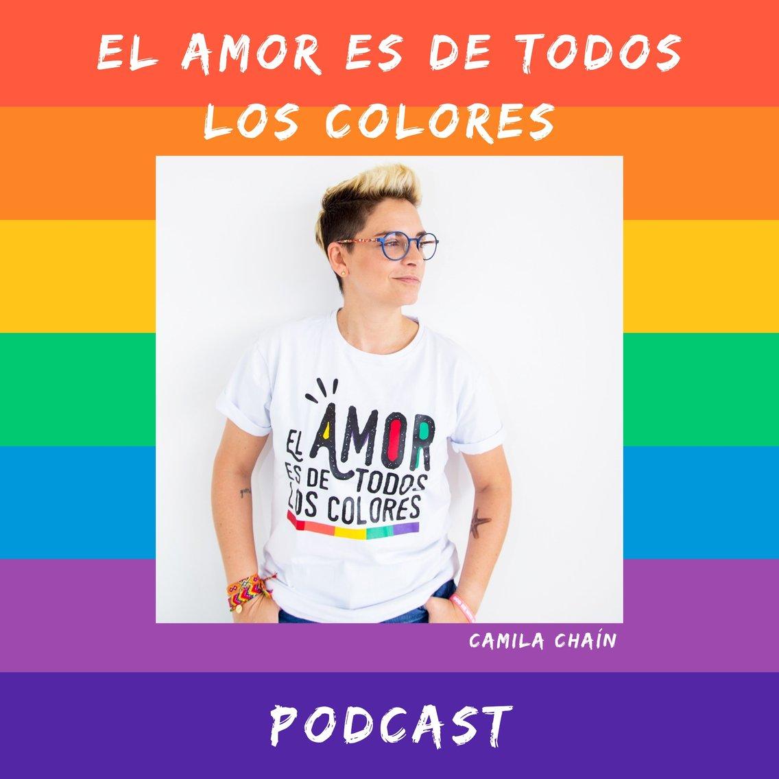 El amor es de todos los colores. - Cover Image