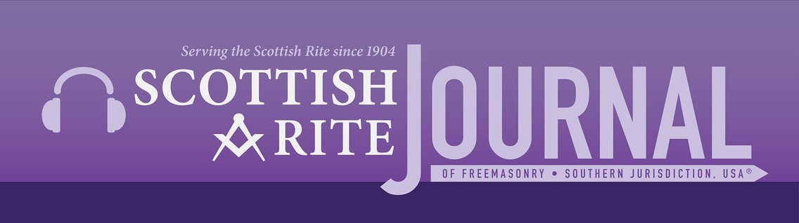 Scottish Rite Journal Podcast - Cover Image